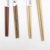 China cheap high quality wholesale hot sale with custom logo engraved personalized Wooden chopsticks wooden  gift