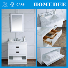 Homedee makeup vanity,wood bathroom cabinet