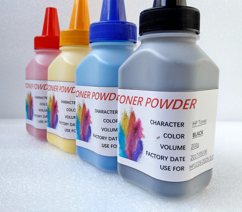 For HP 1010 universal toner powder