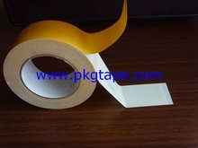 Good quality double sided cloth tape for carpet fixing, stick carpet to floor