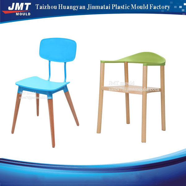 customized plastic furniture fashion large round table and chair mould maker