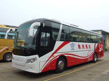 GDW6117HK guilin daewoo bus with good quality