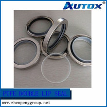 Single Lip/Double lips/Three lips Air Compressor Shaft PTFE Stainless steel Oil Seal