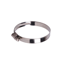 China manufacturer customized german type hose clamp