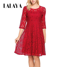 Online Shopping Open Hot Lace Evening Party Dress For Girls