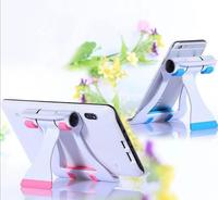 Versatile multi file lazy support stand mobil phone cell phone holder