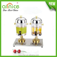 Double Juice Dispenser/Juice Dispenser Machine/ Wine Dispenser Machine