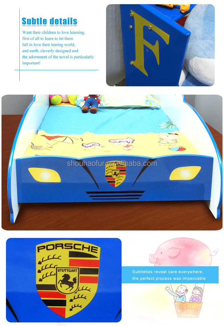 2016 hot sale children bed