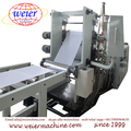 PVC Edge band sheet extrusion machine furnituer edge band extruding line with slitting system