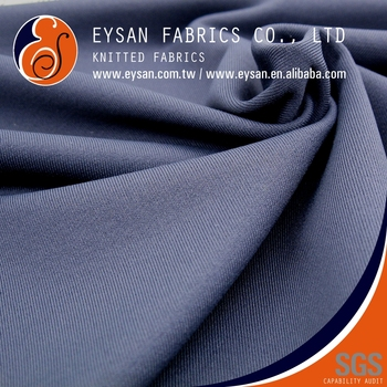 EYSAN High Quality Twill Tactel Polyester Lycra Knitted Fabric