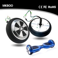 Hot selling two wheels electric balance scooter motor brushless gear dc hub motor