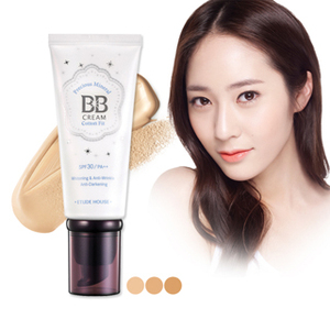 [KOREA COSMETIC] ETUDE HOUSE Precious Mineral BB Cream Cotton Fit