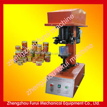 Electric table type manual tin can sealing machine/can seamer
