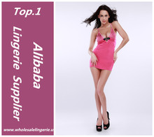 New arrivals wholesale hot pics sexy sxi girls babydoll sexy rose babydoll nighty