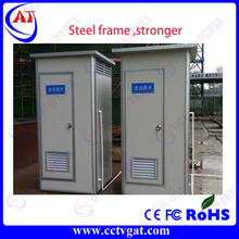 Easy assemble ROHS Testing Cheap price Security Flexible Liquid container portable toilet