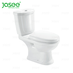 OEM ceramic hotsale two piece women toilet, chinese toilet