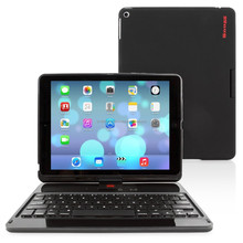 Snugg 360 Rotatable Keyboard Case for iPad Air - Ultra Slim with Bluetooth Connectivity Lifetime Guarantee