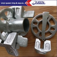 Scaffold Part Leger Head Ringlock Scaffolding Accessories/Casting Ledger End