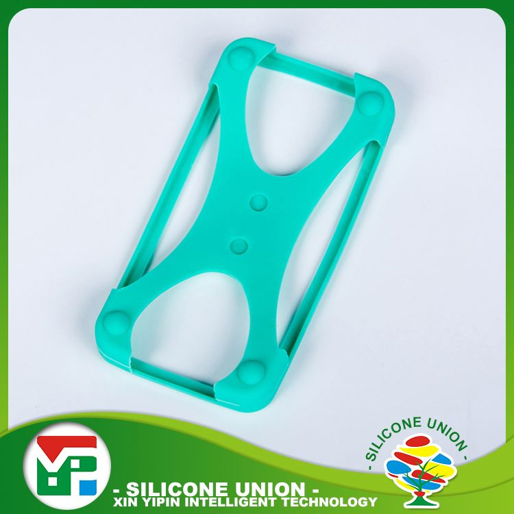 International standard mobile phone silicon case
