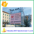 hot P10 outdoor rental stage led display for advertising