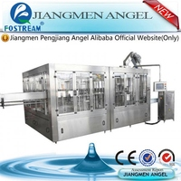CE Approved complete flavor water bottling machine