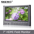 "Wholesale Low Price 7"" IPS Screen LCD HDMI Monitor 1024*600 Resolution Full HD 1080P Action Camera"