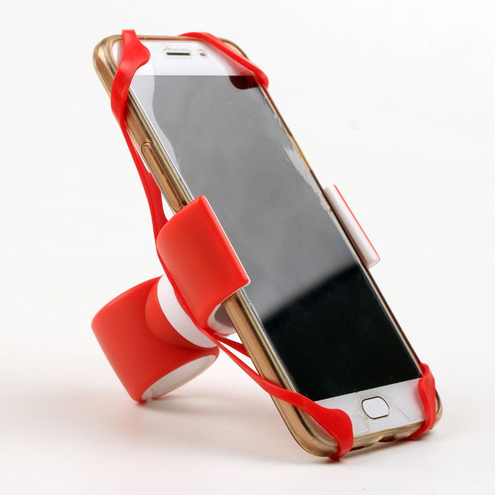 Car Accessory Double <strong>C</strong> Clip <strong>Mobile</strong> Phone Holder Handlebar Mount Cell Phone Holder For <strong>Mobile</strong> Phone