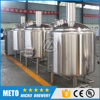 Hot Selling Commercial Craft Brewing Equipment