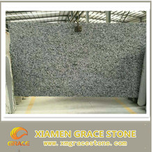 chinese wave white granite cheap on sale flame Brush finish cut to size