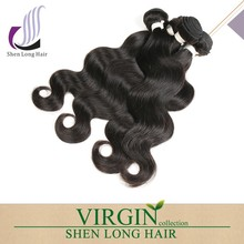 Wholesale cheap brazilian virgin hair body wave , factory price unprocessed human hair in new york
