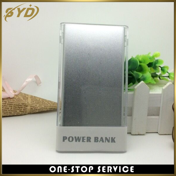 Cheapest price OEM logo metal mobile power bank for sale in china