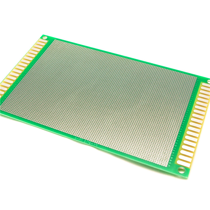AX-9 * 15CM1.6 2.0 spacing thick double-sided HASL universal plate universal circuit board learning board