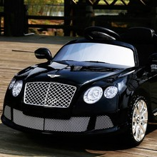 Licensed Bentley Electric Car Kid, Kids Motorised Cars, Battery Operated Toy Car