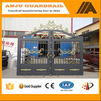AJLY-620 Professional factory supply main gate designs