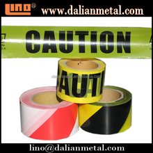 Detectable warning tape ,PE caution warning tape