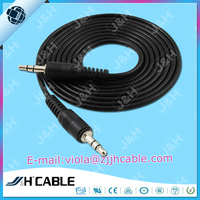 3.5mm male to male audio cable for car on-board aux connecting cable stereo