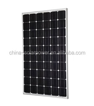 270W direct factory price solar panel with best service