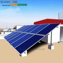 3kw solar air conditioning system conditioner split photovoltaic from sunhome