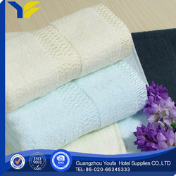 woven new style 100% bamboo fiber a&b towel jacquard curtains
