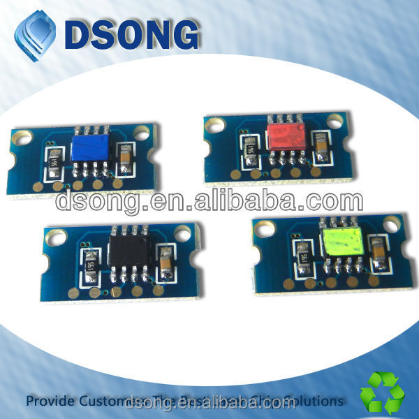 Smart toner chip, Toner cartridge chip KMC8650T for Konica Minolta Magicolor 8650 Toner