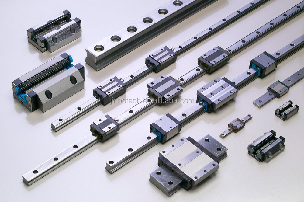 miniature linear guideway <strong>rail</strong> and bearing unit miniature linear bearings