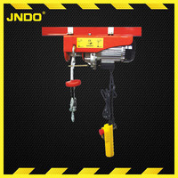 Mini Electric Wire Rope Hoist, miniature hoist PA200, PA500, PA800