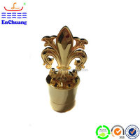 Excellent quality stylish small metal perfume cap
