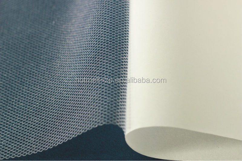 double sided adhesive interlining film,high stickiness TPU hot melt film for fabric lamination
