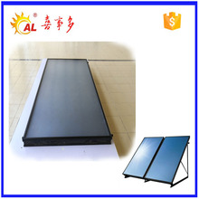 Quick operation pool heaters flat plate solar thermal collector