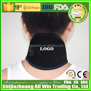 2017 new highly effective heating tourmaline neck brace