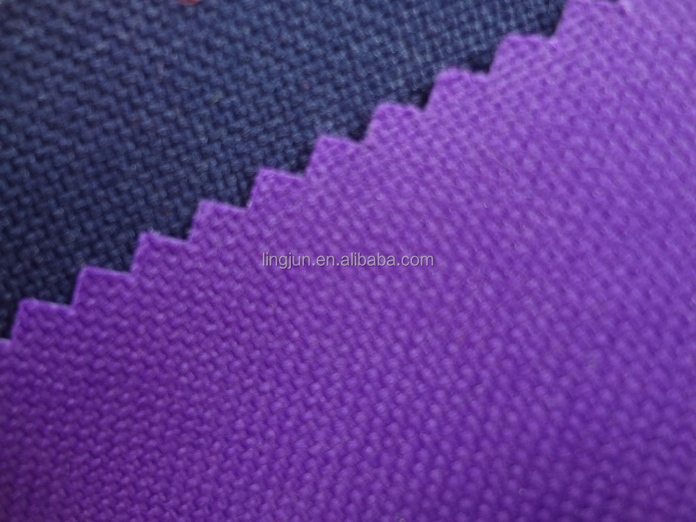 600D polyester fabric coated with PVC for bag, tent and outdoor usage