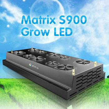 New design of Matrix S900 LED Grow Light
