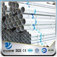 YSW Galvanized Corrugated Culvert Pipe Class B Iron Pipe Price