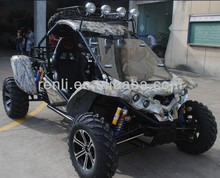 Renli 1500cc 4x4 gas powered pedal go kart